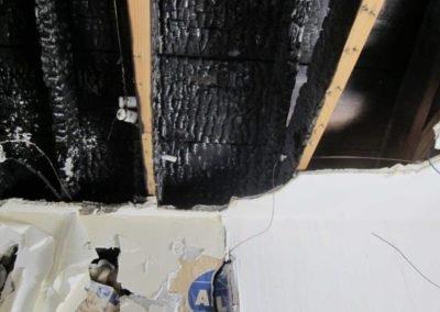 Cedarview Fire Restoration BEFORE 7