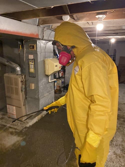 sewage cleanup in Bedford Ohio 3