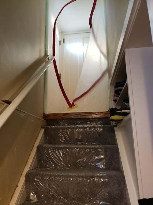 basement water damage in shaker heights3