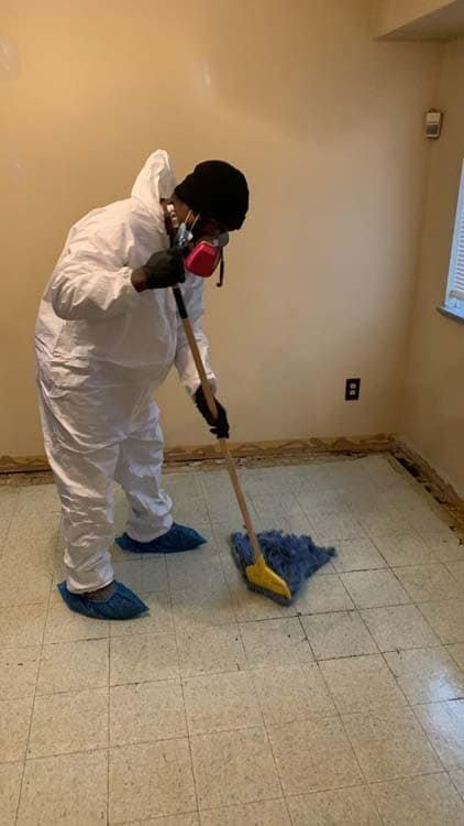 water damage cleanup in Warrensville Heights3
